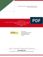 Simulación por software de las curvas generadas en ventilación mecánica por control de presión