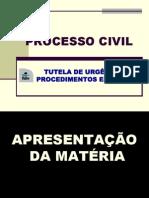 1+Fdv+Teoria+Geral+Tutela+Urg%c3%8ancia