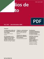 GORDILLO - Constitucion Constitucionalizacion..