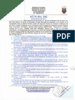 ACTA # 043 DE 2013