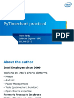 PyTimechart Practical