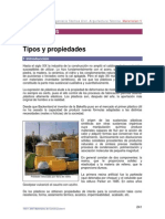 Tipos y Prop de Polimeros