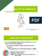 Tipos de Influenza