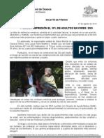 27/08/12 Germán Tenorio Vasconcelos PADECEN DEPRESIÓN EL 30% DE ADULTOS MAYORES, SSO