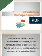 Devoluci n Psicopedag Gica (1)