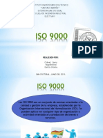ISO 9000 Diapositivas