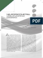Neuropsicometria Modelos Nomottico e Idiogrfico