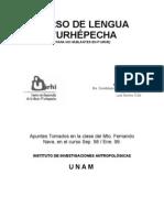 curso lengua p'urhépecha