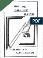 Gagliardi Bass II_Metodo de Trombone