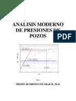 Analisis Moderno de Presiones de Pozos