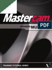 MastercamX6 AdvancedMultiaxis Sample