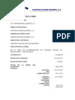 Copia de INSPECCIÓN DE LA OBRA
