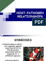 Mod 11 Host-pathogen Relationships