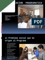 Planificacion  programatica