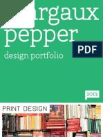 Margaux Pepper Design Portfolio