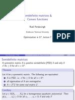 Convex Functions Handout