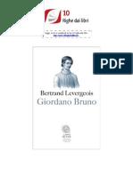 Giordano Bruno - bio