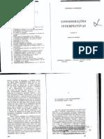 07 - NIETZSCHE , F. - Considerações intempestivas  (55 cps)