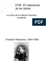 Tema 6 Nietzsche