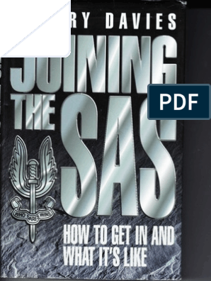 126238032 Joining the Sas | Special Air Service | Courage
