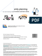 A Guide to Family Planning for Community Health Workers and Their Clients