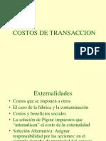 Costos Transaccion Teorema Coase