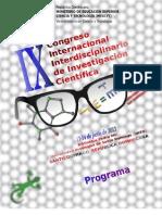 Programa Congreso2013