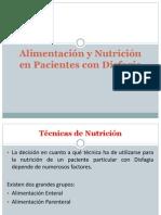 Alimentación y Nutrición en Pacientes con Disfagia