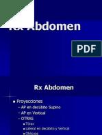 Rx Abdomen Ileo 2