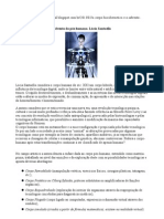 O corpo biocibernético e o advento do pós-humano