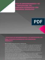 Tep-tecnologia de Empoderamiento y de Participacion
