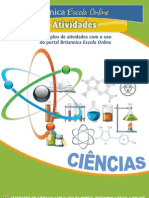 Escola Activities Ciencia-Sentidos