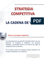 Cadena de Valor - Ventaja Competitiva (1)