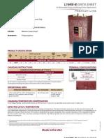 L16REB TrojanRE Data Sheets