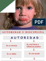 Características de la Autoridad