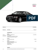 New Audi A8L W12