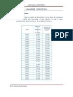 Analisis de Consistencia Hidro