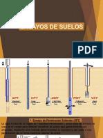 ensayo de mecánica de suelos en campo