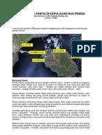 Pengamana Pantai Kepulauan Di Nusa Penida