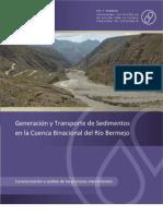 Generacion y Transporte de Sedimentos en La Cuenca Del Rio Bermejo.pdf