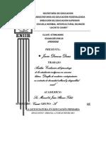 Analisis Javier Demeza Deara Evaluacion en America Latina