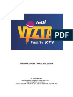Standar Prosedur Operasional (SOP) Karaoke Inul Vista