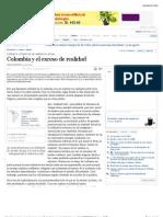 Colombia y el exceso de realidad · ELPAÍS.com