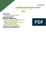 Proposta de Reforma Agrária para o Brasil - J. A. Dal Col