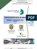 Plan de Gestion Social en Obras