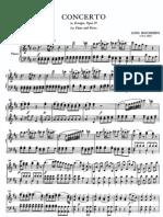 Bocherini. Concerto Op 27. Flute Part