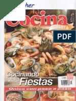 Cocina Casera Nº 37 - Cocinando para Fiestas
