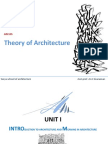 Unit-1 Theory of Architecture