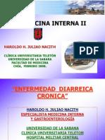 Enfermedad Diarreica Crónica (EDC)1