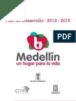 Plan de Desarrollo_Medellin 2012-2016